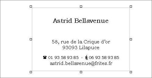 Sur OpenOffice Faites Un Clic Droit De La Souris Zone Texte Puis Choisissez Loption Ligne Bote Dialogue Indiquez