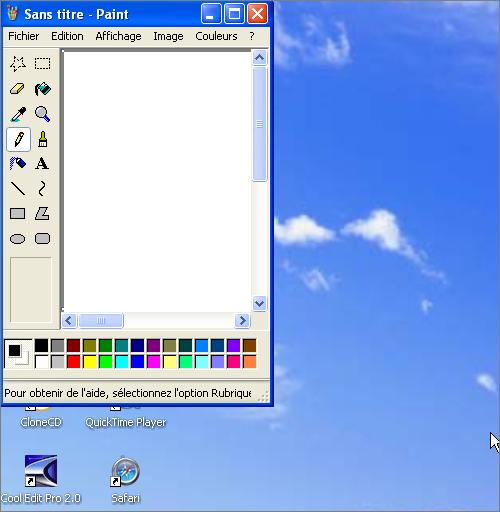Lilapuce capture d cran windows xp for Agrandir fenetre windows