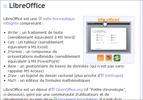 Lilapuce t l charger installer libreoffice - Telecharger libre office gratuitement ...