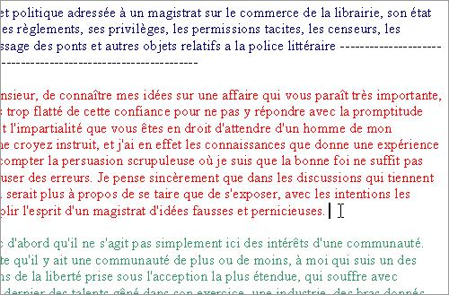 Lilapuce Copier Coller Texte Color 233